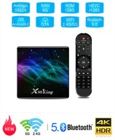 X88 King Android 9. 0 TV Box S922X 4GB128GB 2. 4G+ 5G Bluetooth...