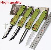 Hohe Qualität Microtech Kampf troodon A07 D / A optional Jagd-faltendes Taschen-Messer-Überlebens-Messer Weihnachtsgeschenk für Männer C07 D07 616 A161 3300
