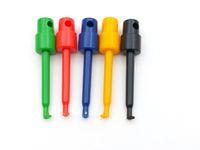 100pcs Draht Kit-Test-Haken-Klipp-Grabscher-Sonde für Multimeter, Arduino, SMT / SMD