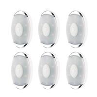 Batterie Alimenté par des piles Petit Capteur automatique Lampe de chevet Lampensor LED Night Light Sensitive Intelligent LED Light Maison intelligente Navire gratuit
