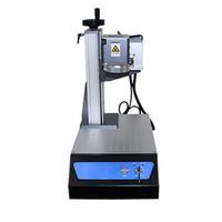 2020 حار بيع الأشعة فوق البنفسجية الليزر وسم آلة الحفر 3W 5W المعدن والزجاج أفضل من الألياف آلة الليزر وسم