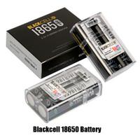 Blackcell IMR18650 Batterie 3100mAh 40A 3,7V wiederaufladbare Lithium-Vape-Batterien flach oberer Drain 18650 Box Mod