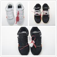 Toptan Prestos 2.0 Koşu Ayakkabıları Beyaz Erkek Kadın 10 Tasarımcı Üçlü Beyaz Siyah Nefes Sneaker AA3830 Boyutu ABD 5.5-11