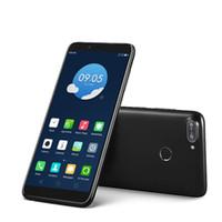 Оригинальный Lenovo K320t 4G LTE мобильный телефон 2 Гб оперативной памяти 16 Гб ПЗУ SC9850k Quad Core Android 5,7-дюймовый IPS 8.0MP отпечатков пальцев ID ОТА Смарт сотовый телефон