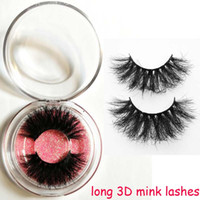 3D Mink Lashes 3D False Eyelashes Makeup Mink Eyelashes hand...