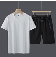 hommes concepteur Survêtements été Survêtement 2020 design de luxe clothesn nhdufy manches courtes Pull avec un pantalon Jogger Casual Costumes Homme