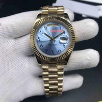 Steel Business relógio de ouro relógio inoxidável Árabe Digital Escala Automática Relógios Mecânicos Sports Watch de Belas Homens