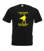 TEACHER SUPERHERO funny school christmas birthday gift idea ...