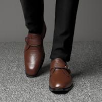 Mężczyźni Oddychający Mężczyźni Formalne Buty Szpiczaste Patent Patent Krowa Prawdziwej Skóry Oxford Buty Dla Mężczyzn Sukienka Buty Biznesowe Mieszkania