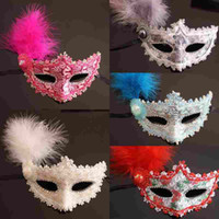 Sexy Women Lace Mask Venice Venetian Masquerade Fancy Dress ...