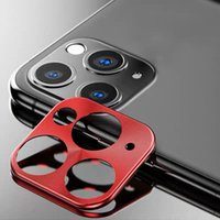 Metal Camera Lens Ring Guard For iPhone 11 Pro Max 11 Film C...