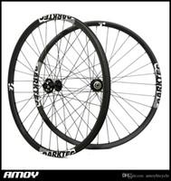 Tam Karbon Fiber MTB Bisiklet Tekerlekler Dağ Bisikleti Tekerlekler 711/712 15x110,12x148 Hubs 29er Karbon Boost Wheelset