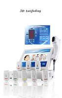 2019 Nuevo 3D HIFU lifting facial eliminación de arrugas ultrasónico enfocado de alta intensidad HIFU cuerpo para adelgazar el levantamiento de la piel máquinas de ultrasonido
