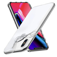 for iPhone xs max xr X 7 8 6 6s Clear Case Soft TPU samsung ...