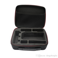 EVA duro Carry Case bolsa para DJI Mavic Pro hombro Drone Accesorios Caja de almacenamiento Mochila bolso de la maleta por Mavic Pro envío libre del cable