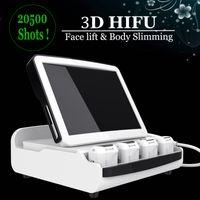 الأجهزة الذكية ليبو شفط الدهون في البطن وفقدان الدهون في الجسم HIFU التخسيس وجه آلة رفع الحد الدهون سبا استخدام 3D HIFU