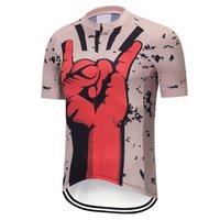 Велосипедные рубашки Топы Гирбгод Джерси 2021 Прохладный Коротким Рукавом Антигоневая Одежда Мужская Одежда Летний Велосипед Джерси, Стиц013