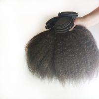 البرازيلي عذراء الشعر التمديد 8-18inch غريب مستقيم نقرا الشعر لحمة غير المجهزة الشعر الهندي ريمي ينسج سعر المصنع رخيصة بالجملة