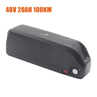 NEW High capacity 100KM electronic bicycles batteries 48V 20...