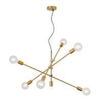 ضوء مصباح معلق الحديثة LED غرفة الطعام السرير غرفة نوم بهو جولة الكرة الزجاجية الذهب الاسكندنافية بسيطة الحديثة قلادة ضوء مصباح EMS