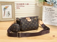 Brand classic fashion ladies mini POCHETTE bag mono flower e...
