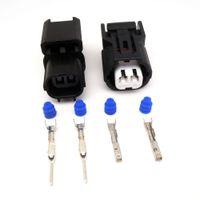 2 Pin 1.0mm 6189-0890 Auto-Sensor-Stecker, Ansaugdrucksensor Stecker (für Sumitomo HX-Serie) Anschluss für Honda Accord