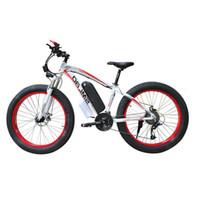 전기 자전거 속도 XDC600 21 Smlro 고품질 자전거 / 전기 지방 타이어 48V 10Ah 350W Ebike 자전거 E 스타