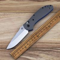 BM 940/550/551 D2 la lama piegante di nylon manico in fibra di vetro Rondella in rame di caccia di campeggio esterna di sopravvivenza della tasca di EDC Coltelli