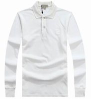 Leading Britain Men London Brit Casual Shirts Long Sleeve So...