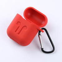 For Apple Airpods Silicone Case Protector Cover Sleeve Pouch...