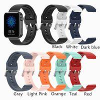 Für Xiaomi Uhr TPU Silikon-Bänder Smart-Uhrenarmband-Armband