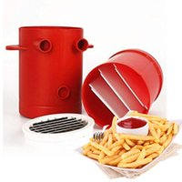 Jiffy Fries Potatoes Maker Slicers French Fries Maker Cutter...