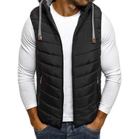Vest Men Chalecos Para Hombre Vest Autumn Winter Men' s ...
