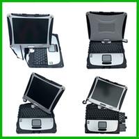 Toughbook CF19 4GB Laptop Автоматическое обслуживание компьютеров Вращающийся антикоррозионным Military может работать мб звезды c3 c4 c5 ALLDATA диагностический инструмент