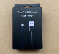 High Quality Type C USB Fast Charging Cable Black 1. 2M Data ...