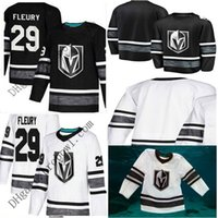 Vegas Golden Knights Parley 2019 Maillots ALL STAR Ryan Reaves Marc-André Fleury Alex Tuch Marchessault William Karlsson Max Pacioretty