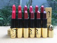 Ücretsiz Kargo ePacket Sıcak Marka Yeni Varış Makyaj Dudaklar NO: M864 Rossy De Palma Mat Ruj! 12 Farklı Renkler