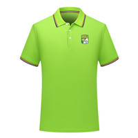 2020 Liga MX-Club Leon Polohemden Fußball Jerseys Fußball-Polohemd 2020 2021 Verein Leon Kurzarm Poloshirt Fußball Fans Tops