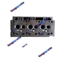 KOMATSU motoru uygun dizel ekskavatör traktör forklift dozer motoru kullanılarak onarılması parçaları İçin Yeni 3D84-1 Silindir kafası
