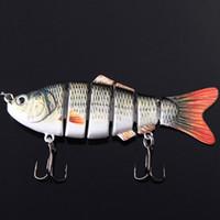 Hot New Minnow Esche da pesca per pesca a manovella Ganci Bass CrankBaits Affrontare Affondamento Popper Lure da pesca di alta qualità