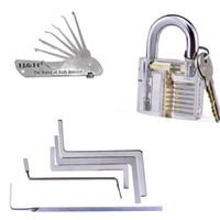 حار الأقفال أدوات سمو اختيار أضعاف أداة قفل اللقطات أدوات شفاف قفل Locksmithtool