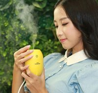 New Creative Lemon Style USB Ultrasonic Humidifier With Colo...