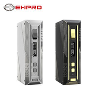 Ehpro Cold Steel 200 TC Box MOD Ehpro 510 Thread Mod 200W Nessun doppio 18650 celle e cigs