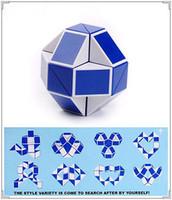 Variété magie populaire Twist Kids Game Puzzle transformables cadeau jouet éducatif 4x4cm