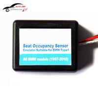 Freeshipping New Dianogstic Ferramenta para todos os BWM E31 E36 E60 E65 E70 Series Ferramentas de Carro Assento Ocupação Sensor Sensor Air Bag Scan Simulator