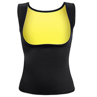 Women Neoprene Shapers Slimming Fitness Body Shapewear Tank ...