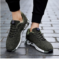 2018 Summer New Running Shoes Men Light Mesh Shoes Comfortab...