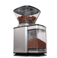 Beijamei قدرة كبيرة بذخاة الفاصوليا الكهربائية مطحنة تجارية المنزل القهوة القهوة طاحونة طحن سماكة قابل للتعديل
