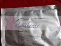Antifriz 34 * 42 cm Freeze Pedleri Yağ Donma Zayıflama Tedavisi için Antifriz Membran