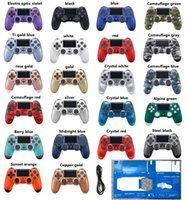 22 colors PS4 controllers Wireless Controller Bluetooth Game...